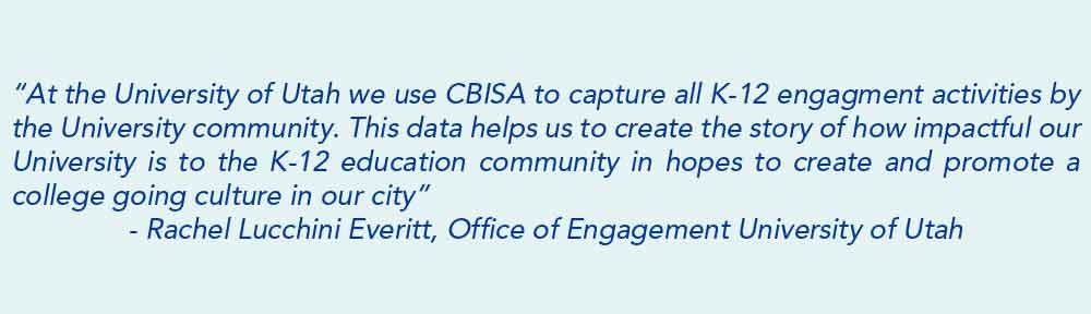 Community Benefit Education
